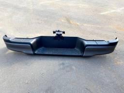 Parachoque Novo Original Toyota Hilux completo Grafite Traseiro