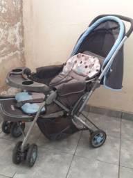 Carrinho de bebê cosco pouco usado