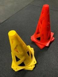 Cone vazado para treinamento funcional