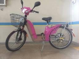 Bicicleta eletrica nao precisa. De cnh novae seminova