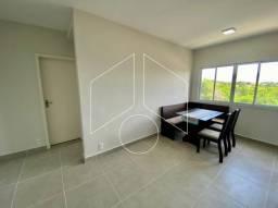 Apartamento à venda com 1 dormitórios em Marilia, Marilia cod:V10792