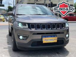 Jeep Compass 2017 Longitude + 50.000km + blindado + ipva 2021 pago