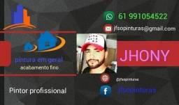 Título do anúncio: PINTOR PROFISSIONAL   JFSOPINTURAS ACABAMENTOS FINO