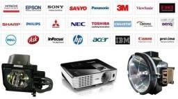 Título do anúncio: Conserto manutenção assistencia de projetores e datashow Nec Epson 3018-9766