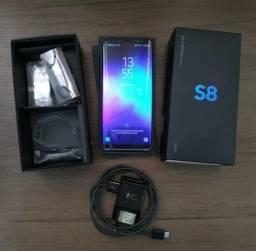 Troco Galaxy S8 em iPhone 7 (Caruaru)