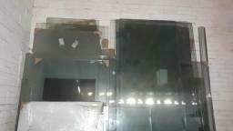 Vidros temperados ,portas,porta banheiro,vidros para fachadas e divisórias e telhados