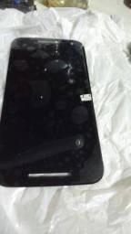 Display moto g3 e celular Nokia