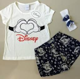 Roupa Infantil Disney meninas