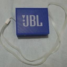Caixa de Som Bluetooth Portátil JBL Go Azul ( Original )