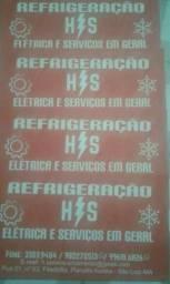 Técnicos em Refrigeração