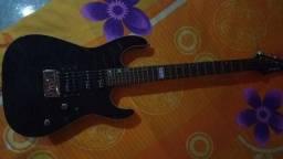 Guitarra Strinberg clg 60 preta