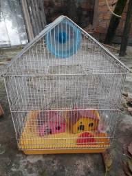 Gaiola para ratinhos ou hamsters