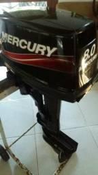 Motor Mercury 8 Hp Extra
