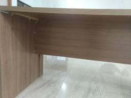 Mesa escritório grande em mdf 300 reais