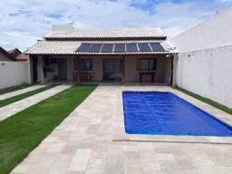 Casa aconchegante com piscina aquecida para temporada em Pirenopolis go