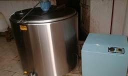 Tanque Resfriador de Leite 500lt usado