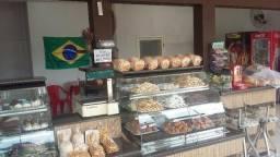 Infraestrutura de padaria e confeitaria