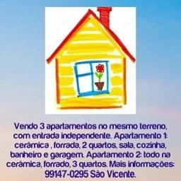 Vendo casa no São Vicente