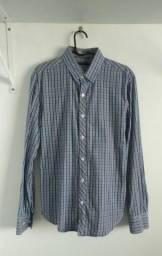Camisa Social P Request Xadrez