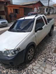 Picape Fiat Strada - 2007