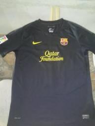 Camiseta Nike Barcelona tam p DRI-FIT original 5a55f92e3b766