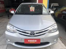 (FABÃO VEÍCULOS) Etios Sedan 1.5 XLS 2013 - 2013