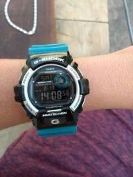 Usado, Relógio Casio G-shock G-8900 Sc-1b 5 Alarmes H.mundial W-2? comprar usado  Rio de Janeiro