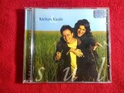 CD Kleiton Kledir Clássicos do Sul - Usado