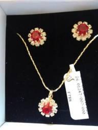 Skillus jóias folheadas a ouro
