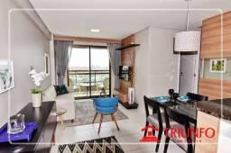 (EXR) Apartamento em Papicu_65m²_3 quartos_2 vagas