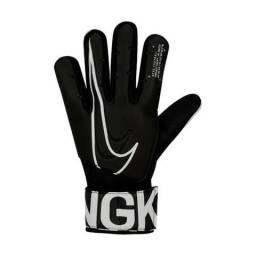Luva Goleiro Nike Gk JR Match preto Infantil tam: 5 6 ou 7