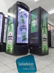 Heineken -6° Graus Negativo - Cervejeira Metalfrio
