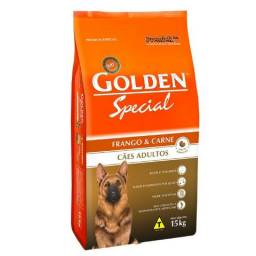Golden Special Cães Adultos Frango e Carne 15 Kg - Oferta Imperdível !!!