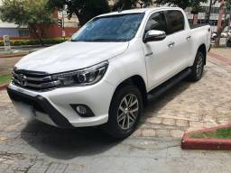 Toyota Hilux 2.8 Tdi Srx Cab Dupla 4x4 Diesel Aut 2017