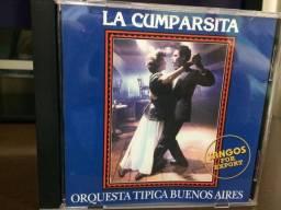 CD de tango La Cumparsita - original