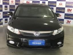 Honda Civic Lxs semi novo ! Carro perfeito - 2014