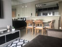 Apartamento 100% mobiliado e decorado