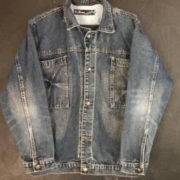 Jaqueta Jeans Rock