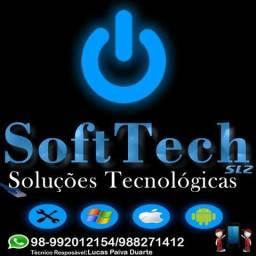 Assistência técnica em informática.soft tech/slz!!!