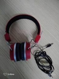 Headphone H -500 Fone de ouvido
