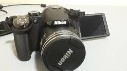 Nikon coopix p520 comprar usado  Manaus