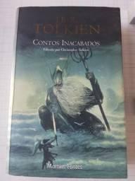 Livro contos inacabados de J.R.R. Tolkien comprar usado  Taubaté