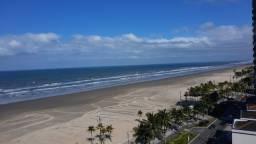 AP20177 - Apartamento 2 dormitórios vista para o mar - Aviação - Praia Grande SP