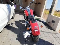 Harley-Davidson - Dyna Superglide Custon