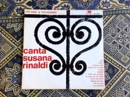 LP Susana Rinaldi - Mi Voz Y Mi Cuidad<br>1965