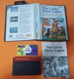 Usado, The Lucky Dime Caper - Master System comprar usado  Joinville