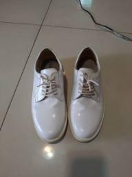 Sapato branco 40
