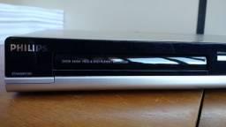 Gravador / Reprodutor dvd / cd Philips 3455