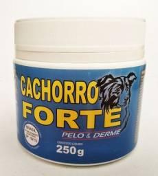 """""""Ração"""" Suplemento Cachorro Forte Pelo & Derme 250g Caninos"""