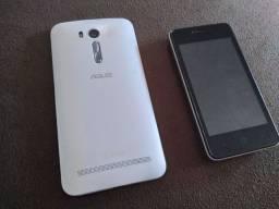 Asus zefone + kis celular